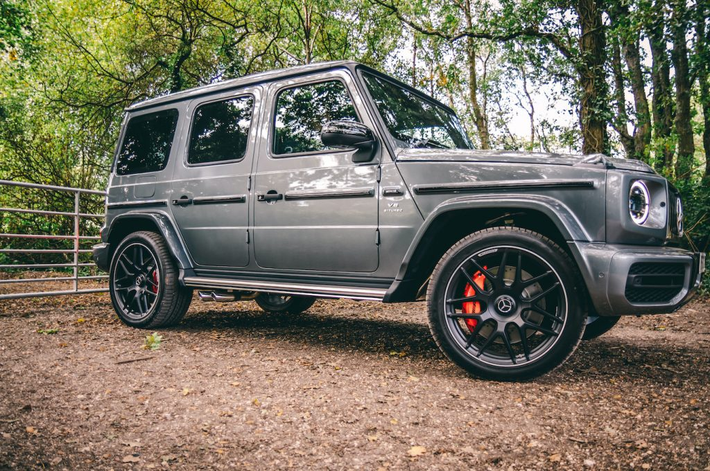 G Wagon Outdoors