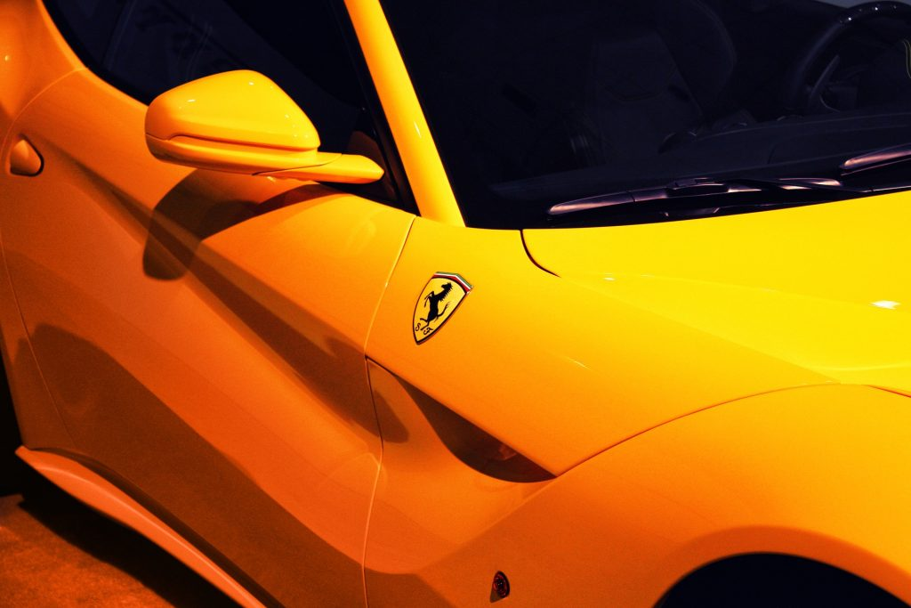 exotic and supercar insurance